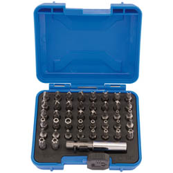 43 piece security bit set