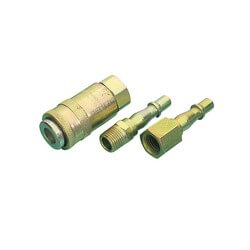 air line couplings 3 piece