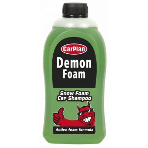 demon-foam