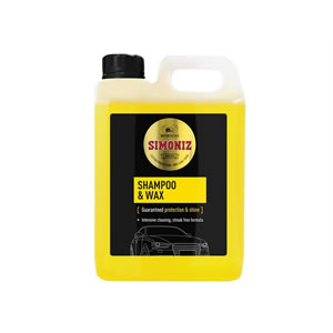 shampoo-wax